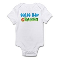 Sales Rep in Training Infant Bodysuit