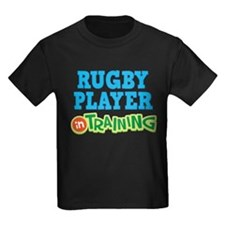 Rugby Player in Training T