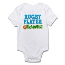 Rugby Player in Training Onesie