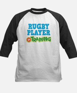 Rugby Player in Training Tee