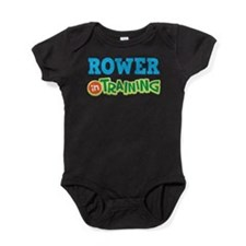 Rower in Training Baby Bodysuit