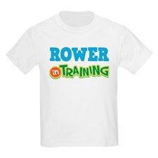 Rower in Training T-Shirt