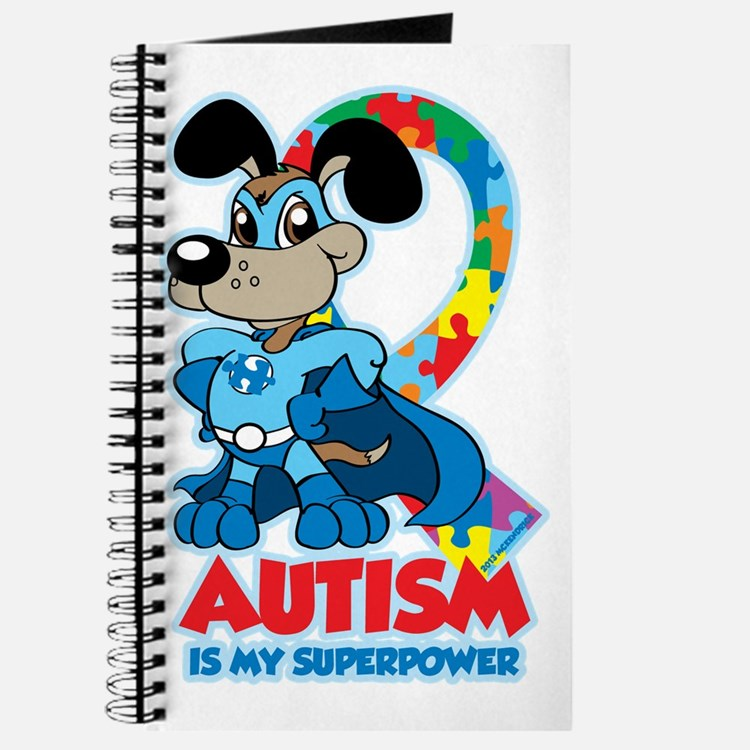 Autism Is My Super Power Journal