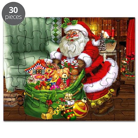 Santa Claus! Puzzle