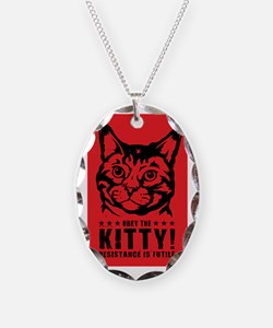 che_kitty_lg Necklace