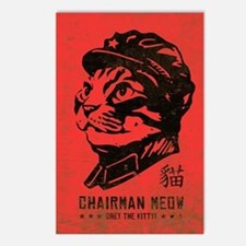 meow_large Postcards (Package of 8)