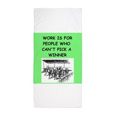 HORSE2 Beach Towel