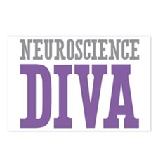 Neuroscience DIVA Postcards (Package of 8)