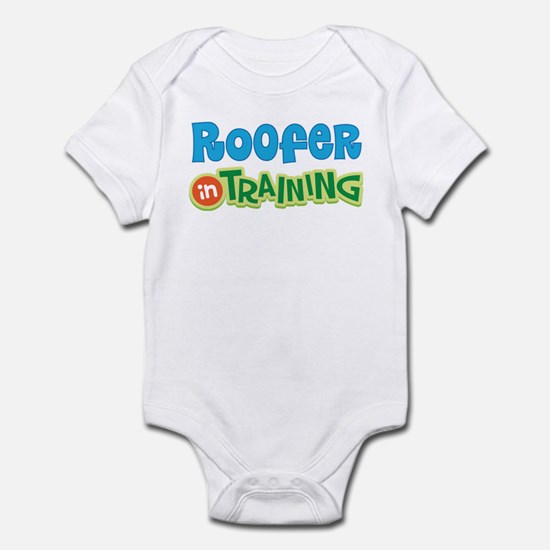 Roofer in Training Infant Bodysuit
