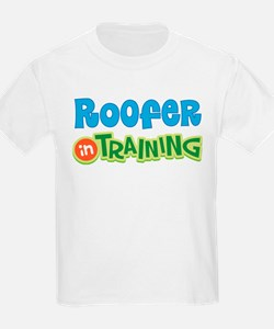 Roofer in Training T-Shirt