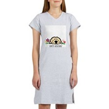 Lifes Golden Spring Women's Nightshirt