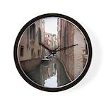 The Beauty of Venice Wall Clock