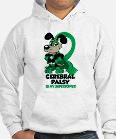 Cerebral Palsy Is My Superpower Hoodie