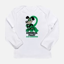 Cerebral Palsy Is My Superpower Long Sleeve Infant