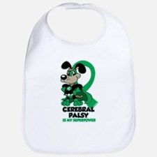 Cerebral Palsy Is My Superpower Bib