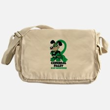 Cerebral Palsy Is My Superpower Messenger Bag