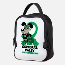 Cerebral Palsy Is My Superpower Neoprene Lunch Bag