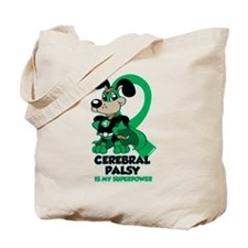 Cerebral Palsy Is My Superpower Tote Bag