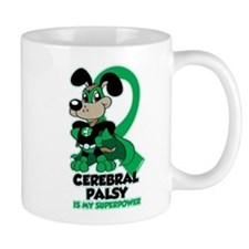 Cerebral Palsy Is My Superpower Small Small Mug