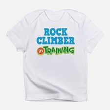 Rock Climber in Training Infant T-Shirt