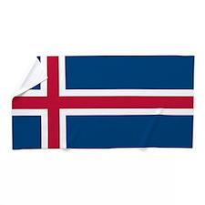 Icelandic Flag Beach Towel