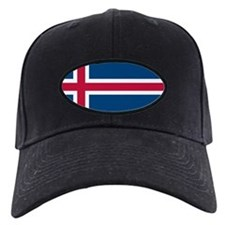 Icelandic Flag Baseball Hat