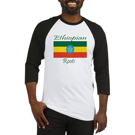 Ethiopian roots Baseball Jersey