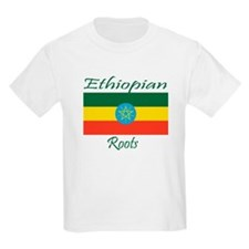 Ethiopian roots Kids T-Shirt