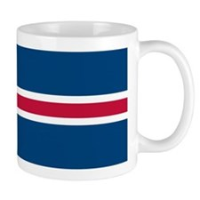 Icelandic Flag Mugs