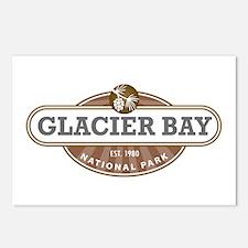 Glacier Bay National Park Postcards (Package of 8)