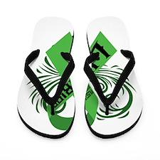 Muscular Dystrophy Warrior Flip Flops