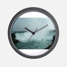 Niagara cropped.jpg Wall Clock