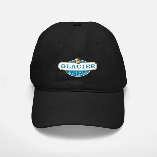 Glacier National Park Baseball Hat