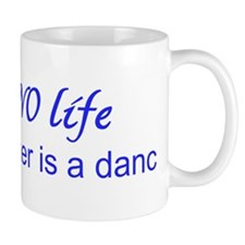 DANCE MUM Small Mug
