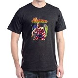 80s Mens Classic Dark T-Shirts