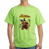 Toxic avenger Green T-Shirt