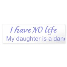 Dance Mum Car Sticker