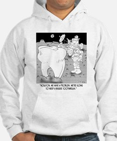 We're Going To Need A Bigger Toothbrush Hoodie
