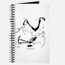 Open Wider Journal