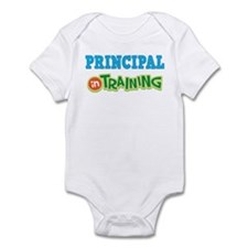 Principal in Training Onesie