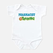 Pharmacist in Training Onesie