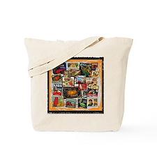 Crate Labels Tote Bag