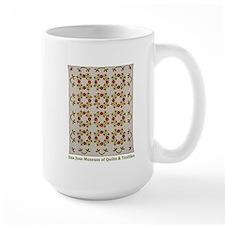 Rose of Sharon Quilt Mugs