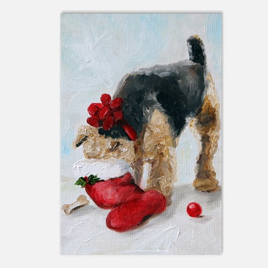 Christmas Surprise! Postcards (Package of 8)