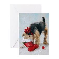 Christmas Surprise! Greeting Card