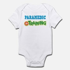 Paramedic in Training Infant Bodysuit