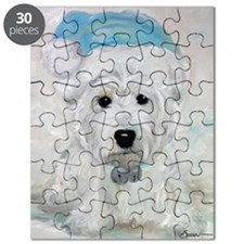 Tarheel Santa Puzzle