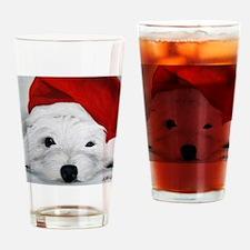 Bah Humbug! Drinking Glass