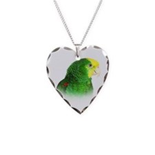 Double Yellow Headed Amazon.jpg Necklace