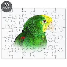 Double Yellow Headed Amazon.jpg Puzzle